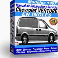 Manual de Reparacion Taller Chevrolet Venture 1997