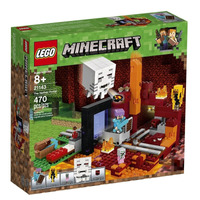 61edde97e Lego Minecraft - 21143 El Portal Al Infierno